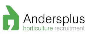 Andersplus Horticulture Logo