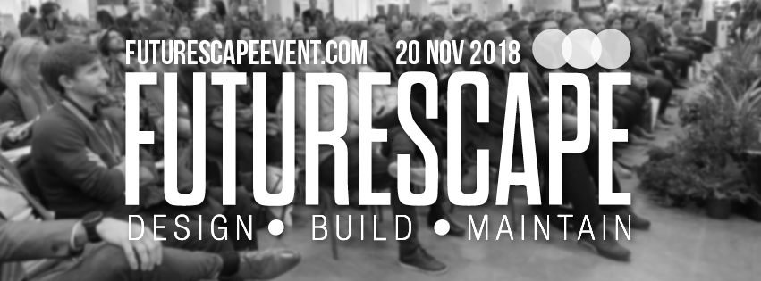 The number one landscape show FutureScape 2018