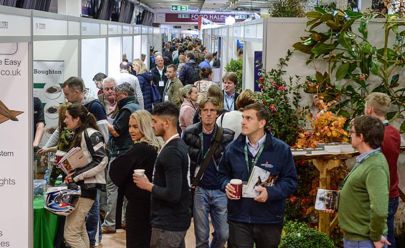 FutureScape Exhibitors busy